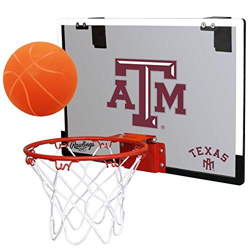 Texas A&m Inflatable - NCAA Texas A&M Aggies Game On Hoop Set, 18 X 12