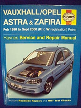 buy vauxhall opel astra and zafira petrol service and repair rh amazon in Opel Astra 2013 Opel Astra 2015