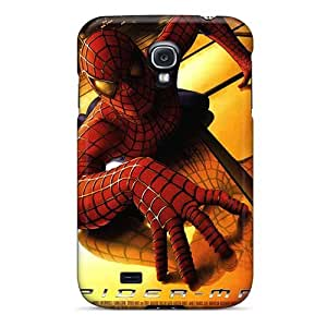 Hard Protect Phone Case For Samsung Galaxy S4 (Mjt5667rpKL) Allow Personal Design Vivid Ant Man Image