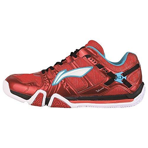 nbsp;Chaussures Ning 39 nbsp;de 'ayaj008–3 nbsp;US x nbsp;– de nbsp;– Taille 245 8 III Metal badminton Li twFdqfpw