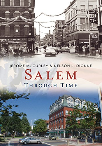 Salem Through Time (America Through Time)
