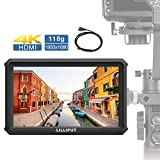 Lilliput A5, 5 inch on Camera Field Monitor Gimbal/Stabilizer Monitor 118g 1920x1080 Ips