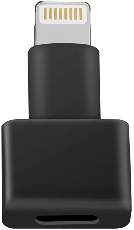 KOKKIA i10L/_aptX Lightning Connector Bluetooth Splitter for iPhone,iPad,iPod