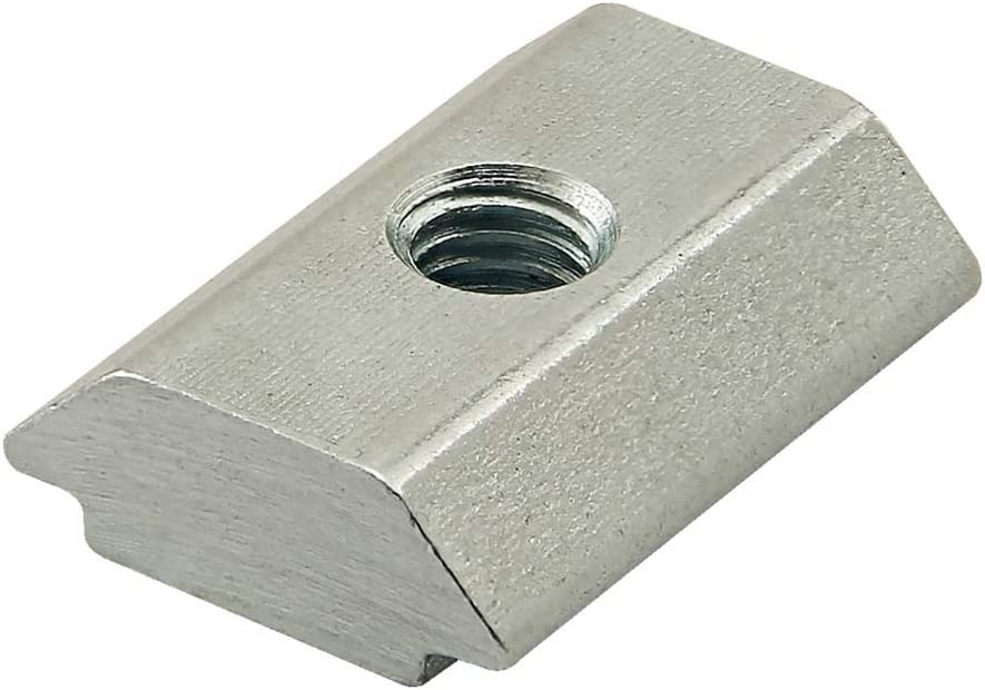 45 Series M5 Self Aligning Roll in T-Nut 13058 10 Pack 80//20 Inc