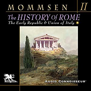 The History of Rome, Book 2 Audiobook
