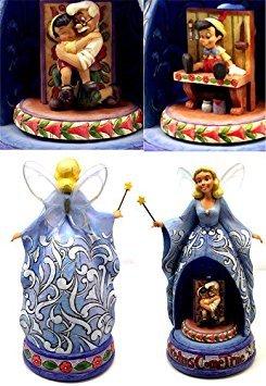 Jim Shore Disney Blue Fairy ''Dreams Come True'' Figurine (Dream Fairy Figurine)