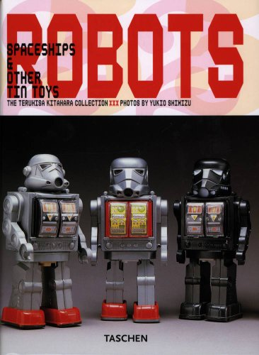 Other Tin Toys - Robots: Spaceships and Other Tin Toys