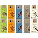 Ichoc Vegan German Chocolate Bars Mixed Case Selection | 10 x 80g |