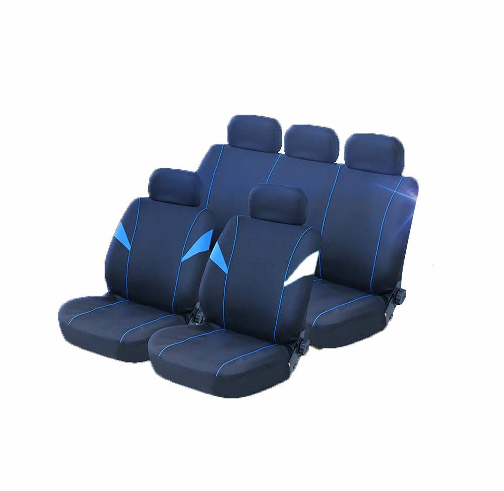 camionnettes camions bleu Ensemble complet protections respirantes et antid/érapantes pour usage intensif Couvre-si/èges voiture imperm/éables Voitures v/éhicules utilitaires universels