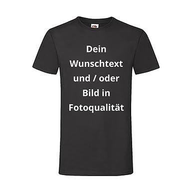 brand new 2c47b 463e5 Laake Männer T-Shirt Bedrucken - Text und Bild bis A3 individuell auf Ihr  T-Shirt Drucken Lassen | Personalisiert