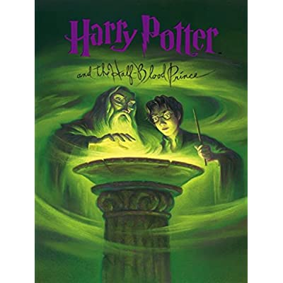 New York Puzzle Company - Harry Potter Half-Blood Prince - 1000 Piece Jigsaw Puzzle: Toys & Games