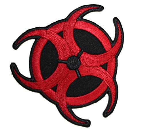 Application Generic Biohazard Patch