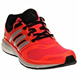 Cheap adidas Performance Men's Questar Elite Running Shoe, Solar Red/Black/White/Grey, 8.5 M US