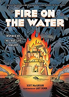 Book Cover: Fire on the Water