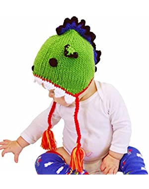 Baby and Toddler Dragon Beanie Hat