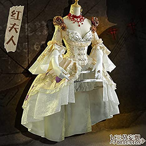 第 5 人格 血 の 女王