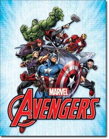 Marvel Comics The Avengers 16