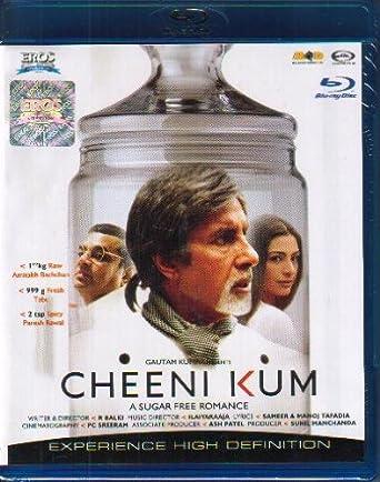 Cheeni Kum (2007) Bollywood Movie 720p BluRay 750MB
