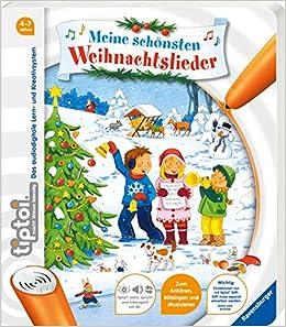 Aktuelle Weihnachtslieder.Tiptoi Meine Schönsten Weihnachtslieder Amazon De Cornelia