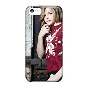 Iphone Cover Case - Chloe Moretz Protective Case Compatibel With Iphone 5c