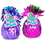 Fairy Land Cuties Surprise Doll Collectible with 3 Layers of Foil to Peel and Find 6 Accessories (Mystery Pack 2) 2-Pack