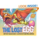 The Lost Egg (Anky The Daydreaming Dinosaur) (Volume 1)