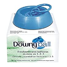 3 PACK Downy Ball Automatic Easy To Use Dosing Dispenser 1 ea