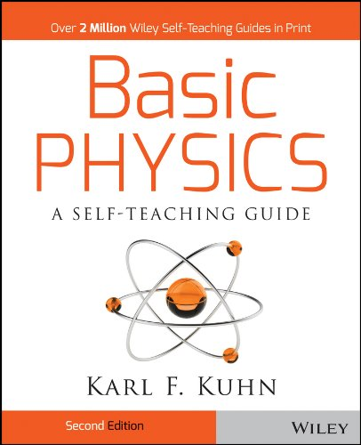 Basic Physics: A Self-Teaching Guide (Wiley Self-Teaching Guides) cover