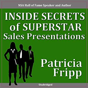 Inside Secrets of Superstar Sales Presentations Speech