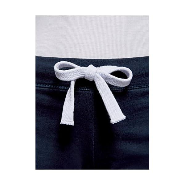 oodji Ultra Donna Pantaloncini Basic in Maglia (Pacco di 5) 3 spesavip