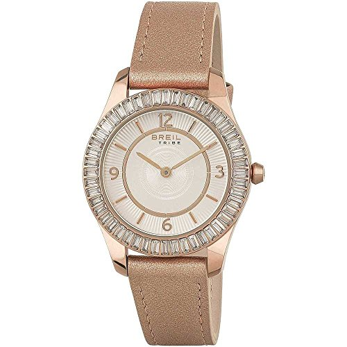 BREIL Watch Tribe Chantal Female Only Time With crystals - EW0388
