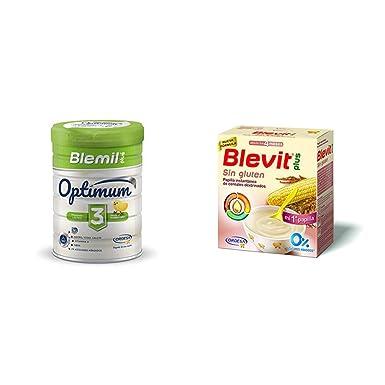 Blemil Plus Optimum 3, Leche de crecimiento para bebé - 800 ...