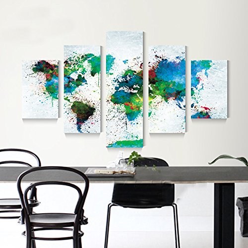 PEACOCK JEWELS  Premium Quality Canvas Printed Wall Art Post