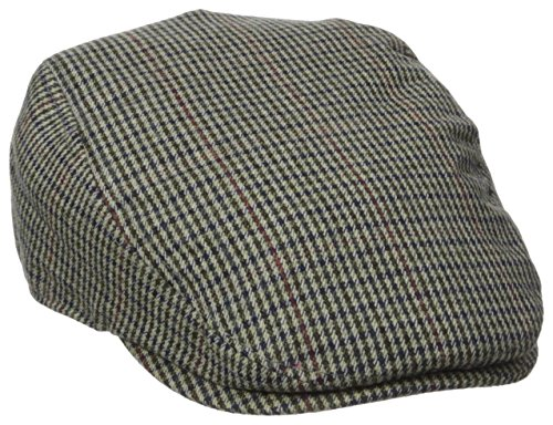 Ivy Newsboy Hat (Dockers Men's IVY Newsboy Cap, Tan, Small/Medium)