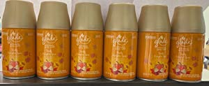 Glade automatic spray refill toasty pumpkin