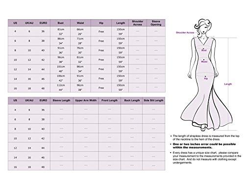 Ever-Pretty HE09768RD06 - Vestido para mujer Lavanda