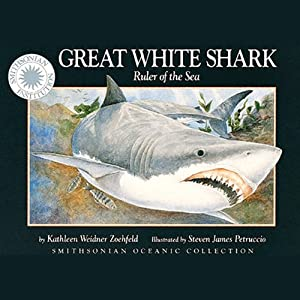 Great White Shark (Read, Listen, Learn) Audiobook