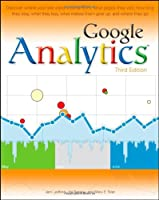 Google Analytics, 3rd Edition Front Cover