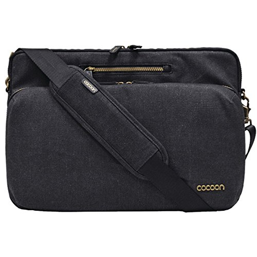 COCOON MMS2604BK Urban Adventure Messenger Sling (16'') by Cocoon