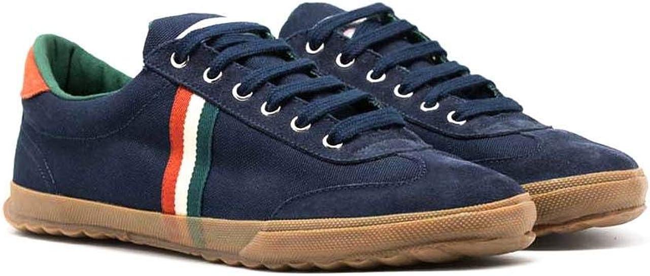 El Ganso 4110w190012, Sneakers Basses Homme Bleu Azul 0012