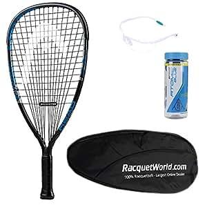 Deluxe (Advanced) Racquetball Starter Kit (Set) (Pack) ($69 Value)