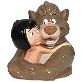 Westland Giftware Ceramic Cookie Jar, Bear Hug, Multicolor