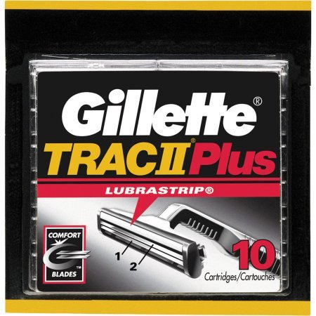 Gillette Trac Plus Shaving Cartridges product image