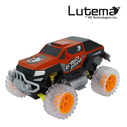 Lutema Extreme SUV 4CH Remote Control Truck, Red, One Size