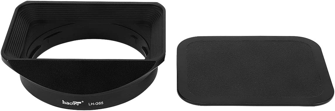 Gadget Place Professional 3-Stage Collapsible Universal Rubber Multi-Lens Hood for Fujifilm GF 63mm F2.8 R WR