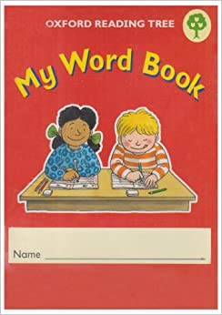 Oxford Reading Tree: Levels 1-5: My Word Book: Class Pack (36 Books)
