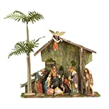 Mark Roberts Nativity Scene with Figurines