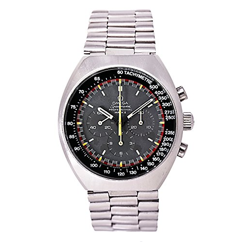 Omega Speedmaster mechanical-hand-wind mens Watch 327.10.43.50.06.001 (Certified Pre-owned)