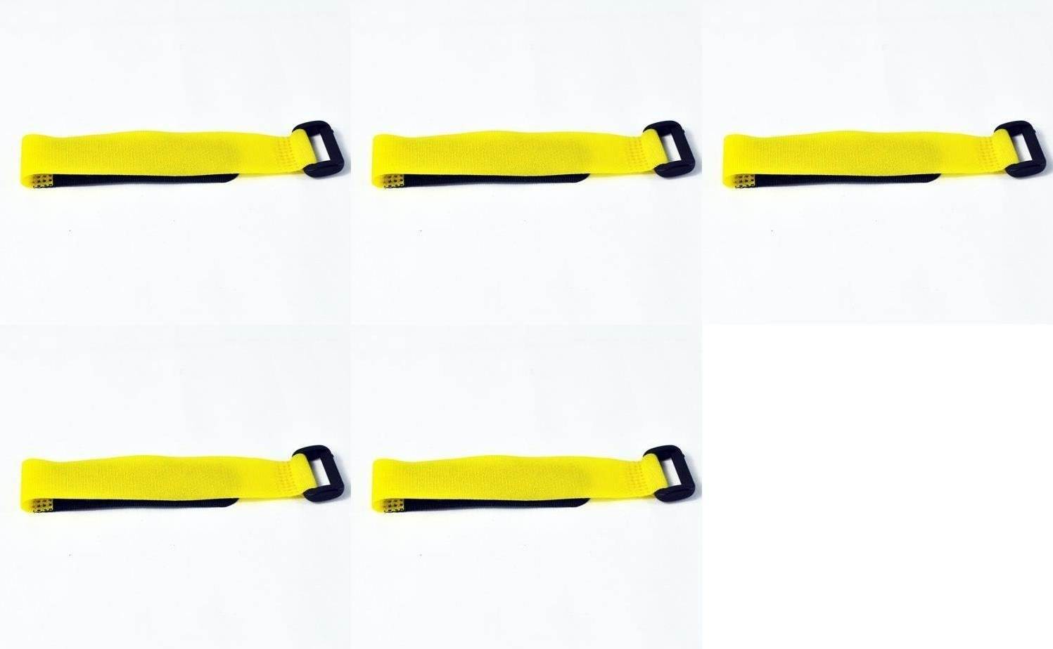 5 x Quantity of Walkera Runner 250 (R) Advanced GPS Quadcopter Drone 20mm Gelb Battery Strap 250-Z-27 Velcro Wrap Quadcopter Drone Part - FAST FREE SHIPPING FROM Orlando, Florida USA!