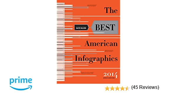 The Best American Infographics 2014: Gareth Cook, Nate Silver ...